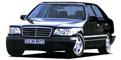 メルセデス・ベンツ Sクラス W140