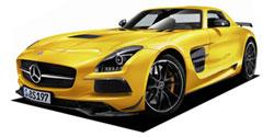 メルセデス・ベンツSLS AMG