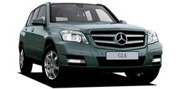 メルセデス・ベンツ GLKクラス X204