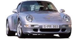 ポルシェ 911 993