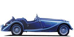沖縄県の中古車 モーガン プラス8
