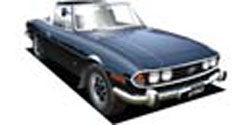 沖縄県の中古車 トライアンフ トライアンフ スタッグ