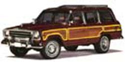 クライスラー・ジープ ジープ・グランドワゴニア 中古車 レビュー