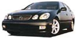 レクサスGS400