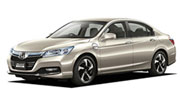 HONDA ACCORD PLUGIN HYBRID