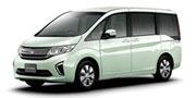 ホンダ ステップワゴン G・EX ホンダセンシング<br>(フルタイム4WD / 7名 / CVT(無段変速車))