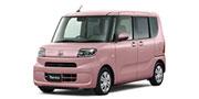 沖縄県の中古車をダイハツ タントから探す